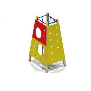 Спортивный комплекс СК 409 Решетка металл