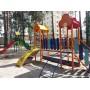 Детский игровой комплекс «Радуга» ДИК 0714