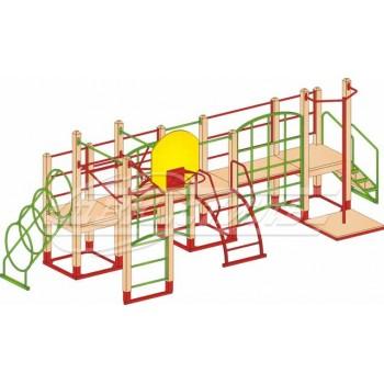 Детский игровой комплекс «Спорт» ДИК 0730