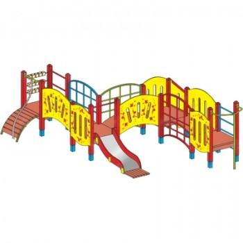 Детский игровой комплекс ДИК 0731