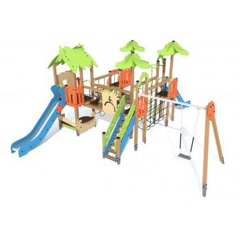 Детский игровой комплекс ДИК 07107