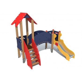 Детский игровой комплекс  ДИК 07106