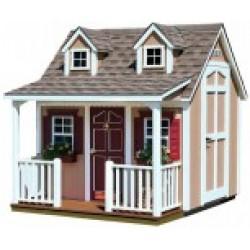 Эксклюзивные домики на частную территорию