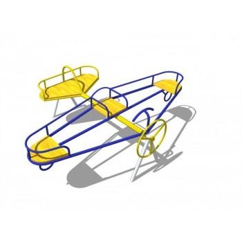 Качели Балансир «Самолет» КДО 28