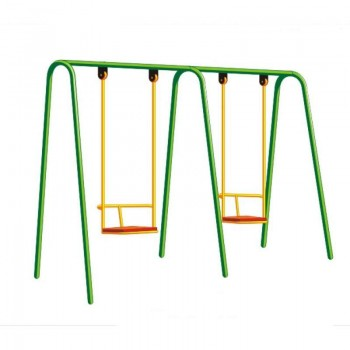Парковые качели «Двойные стандарт» КДО 12