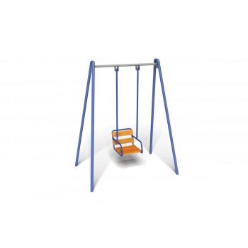 Парковые качели «Одинарные стандарт» КДО 10
