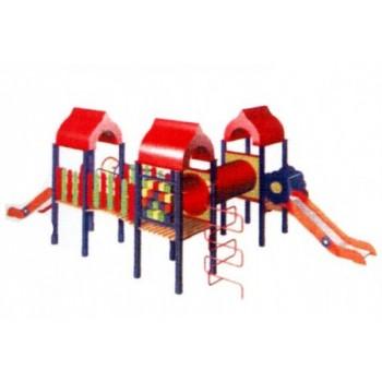 Детский игровой комплекс «Городок» ДИК 0620