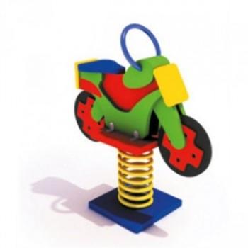 Качели на пружине «Мотоцикл» КДО 31