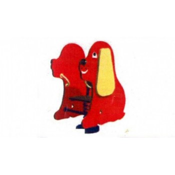 Качели на пружине «Собачка» КДО 47
