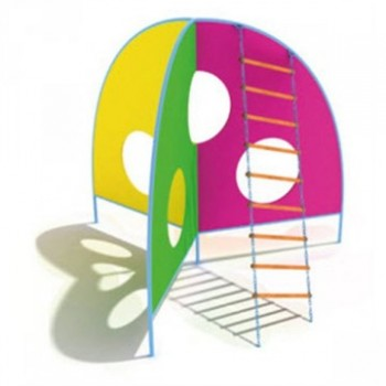 Лаз «С канатной лестницей» ЭЛП 39