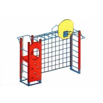 Баскетбольный щит СПБ 07