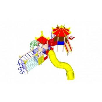 Детский игровой комплекс Лагуна 01