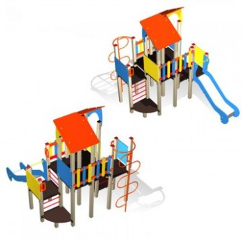 Детский игровой комплекс ДИК 0750