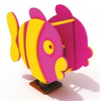 Качели на пружине «Рыбка» КДО 32