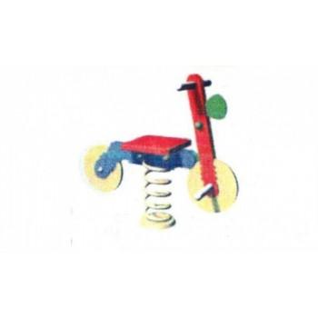 Качели на пружине «Велосипед» КДО 41