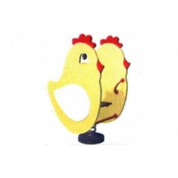 Качели на пружине «Цыпленок» КДО 48