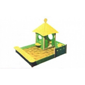 Песочный дворик «Горошина» ПДО 45