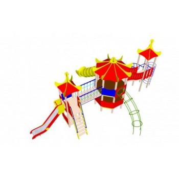 Детский игровой комплекс Лагуна 02