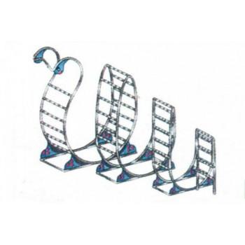 Детский игровой комплекс «Змейка» ДИК 0727