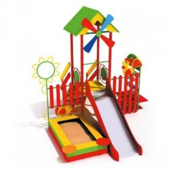 Детский игровой комплекс «Мельница» ДИК 0616
