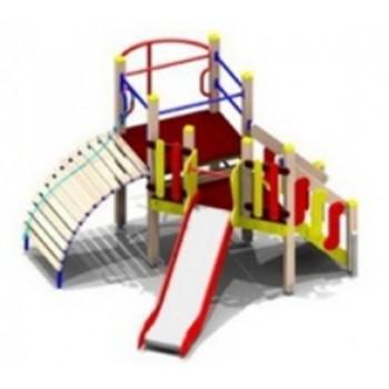 Детский игровой комплекс ДИК 0747