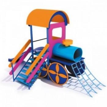 Детский игровой комплекс «Паровоз» ДИК 063