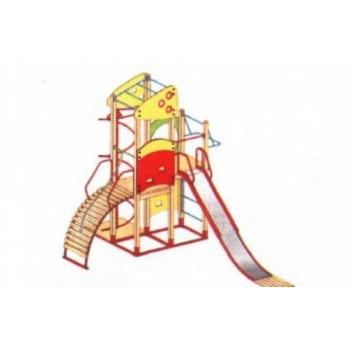 Детский игровой комплекс ДИК 0729