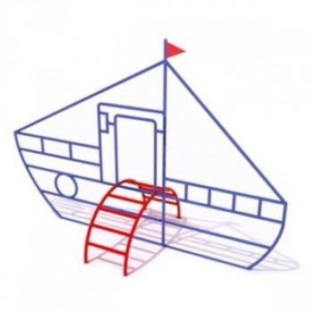 Лаз «Кораблик» ЭЛП 03