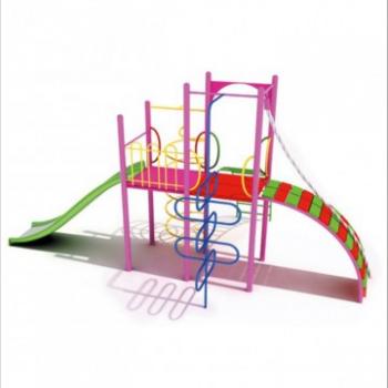 Детский игровой комплекс ДИК 0717