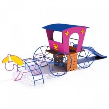Детский игровой комплекс «Карета» ДИК 061