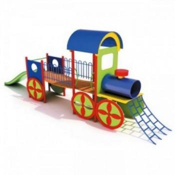 Детский игровой комплекс «Паровоз» ДИК 064