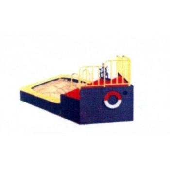 Песочница Корабль стандарт ПДО 48