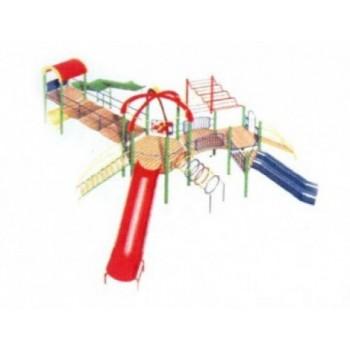 Детский игровой комплекс ДИК 0741