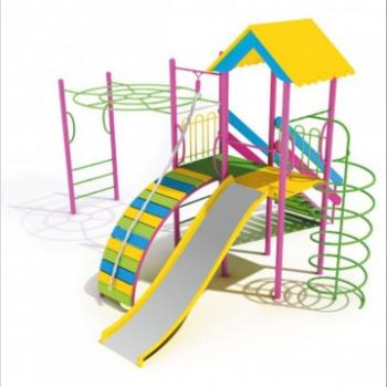 Детский игровой комплекс ДИК 0718
