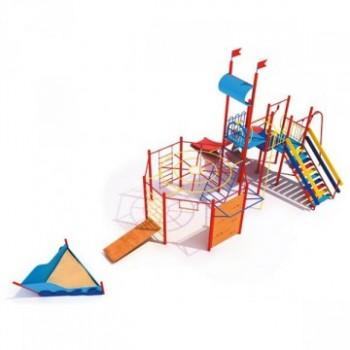Детский игровой комплекс «Корабль» ДИК 071