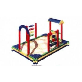 Песочница «Магазин» ПДО 49