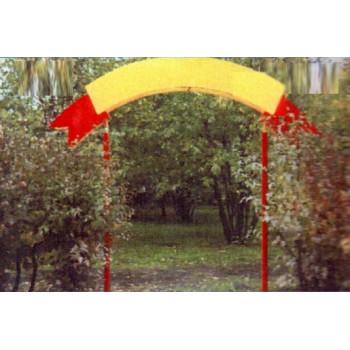 Входная арка БТО 59