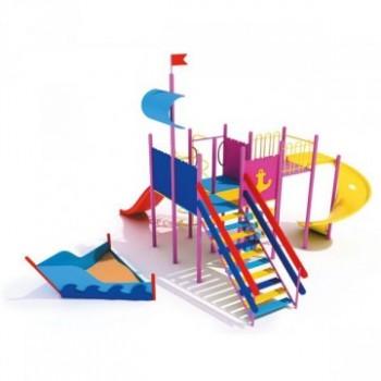 Детский игровой комплекс «Корабль» ДИК 072