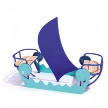 Кораблик – скамья 4 места ЭФП 03