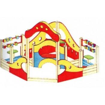 Песочный дворик ПДО 36
