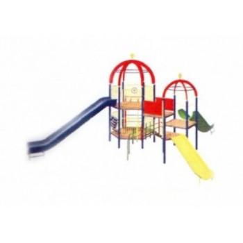 Детский игровой комплекс «Ракета» ДИК 0738