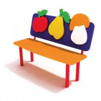 Скамья «Фрукты - Овощи» ЭСП 08