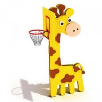 Стойка баскетбольная «Жираф» ЭФП 04