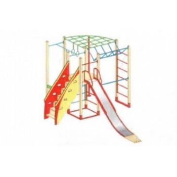 Детский игровой комплекс «Гимнаст» ДИК 0726