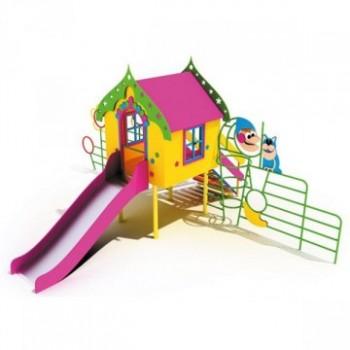 Детский игровой комплекс «Сказка» ДИК 0615