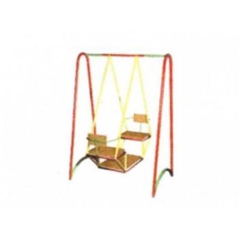 Парковые качели «Лодочка малая» КДО 05