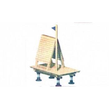 Качели на пружине «Плот» КДО 45