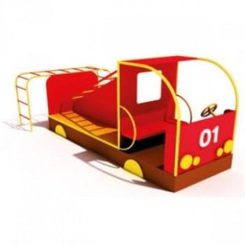 Пожарная машина ЭФП 08