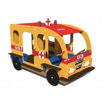 Скорая помощь или автобус ЭФП 45