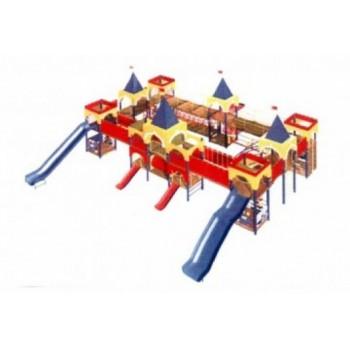 Детский игровой комплекс «Кремль» ДИК 0737